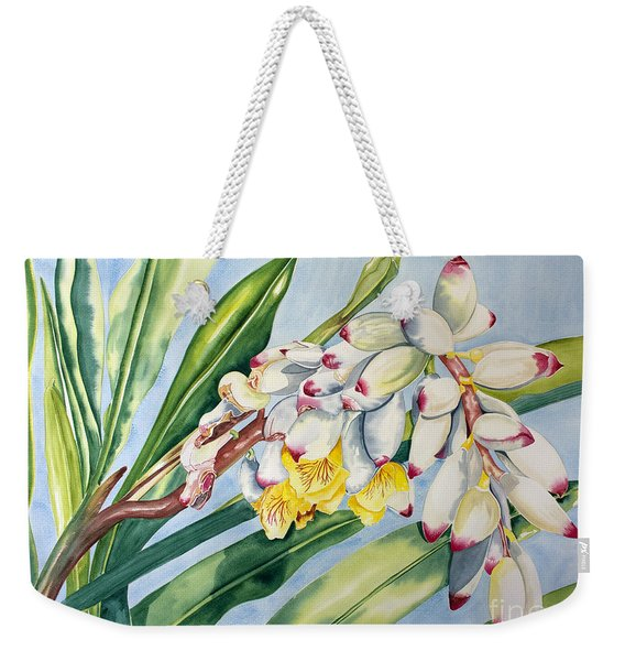 Poppin Out IIi Weekender Tote Bag