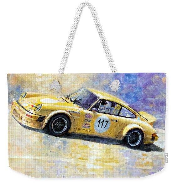 Porsche 911 S Typ G Josef Michl Weekender Tote Bag