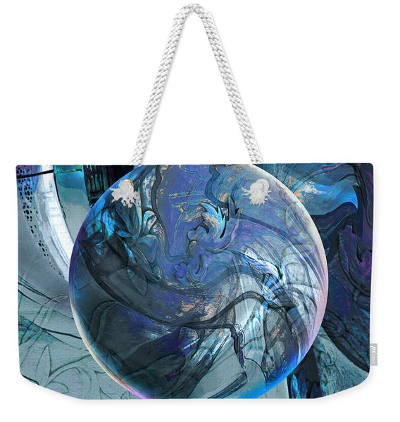 Portal To Divinity Weekender Tote Bag