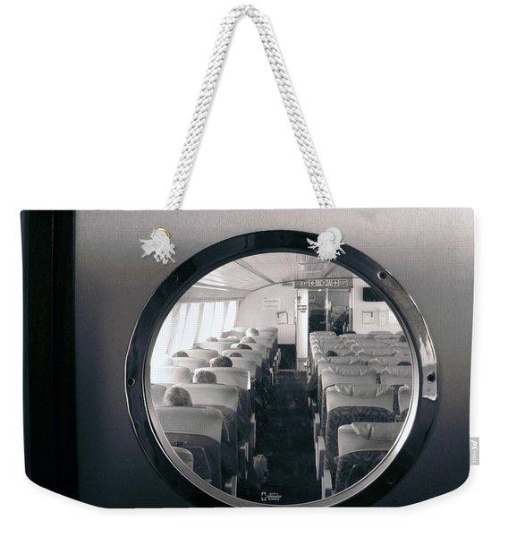 Porthole Weekender Tote Bag