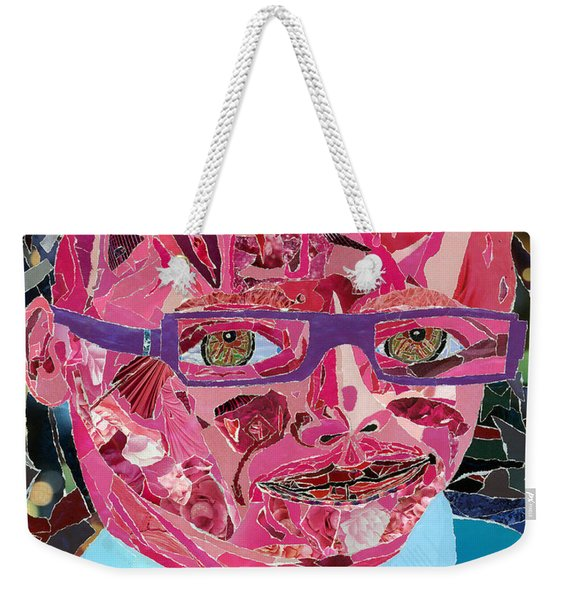 Portraiture Of Passion Weekender Tote Bag