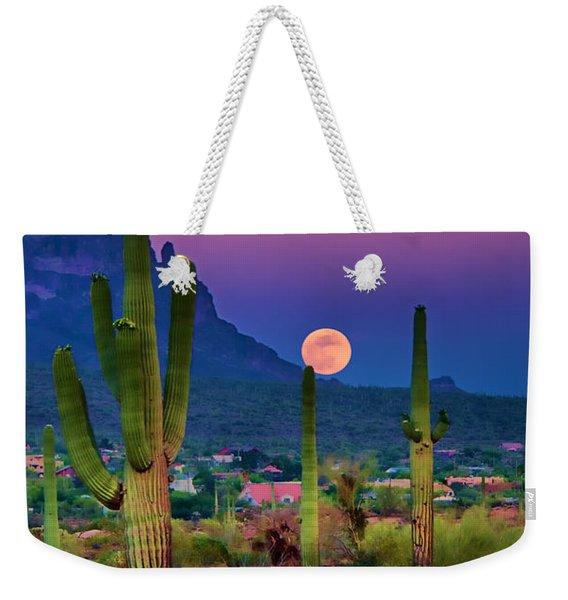 Postcard Perfect Arizona Weekender Tote Bag