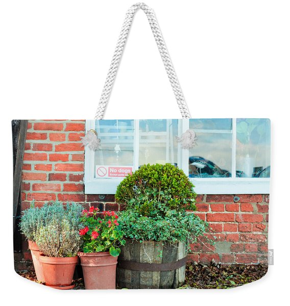 Pot Plants Weekender Tote Bag