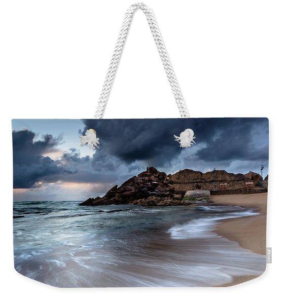 Praia Formosa Weekender Tote Bag