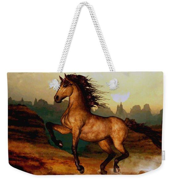 Prairie Dancer Weekender Tote Bag