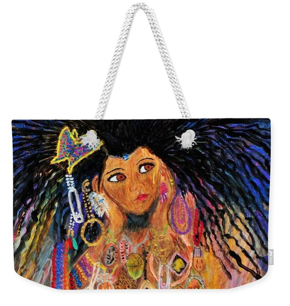 Precious Fairy Child Weekender Tote Bag
