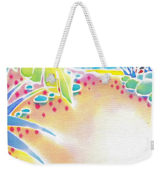 Precious Morning Weekender Tote Bag