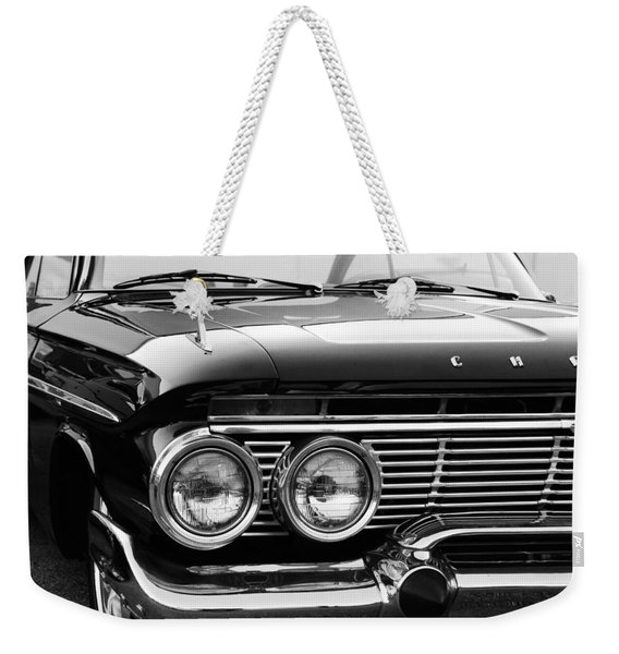 Pretty Chevy Weekender Tote Bag