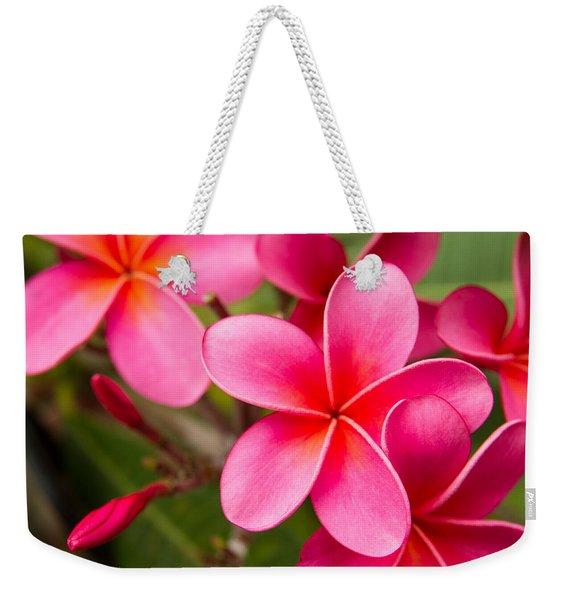 Pretty Hot In Pink Weekender Tote Bag