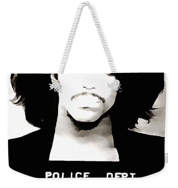 Prince Mug Shot Weekender Tote Bag