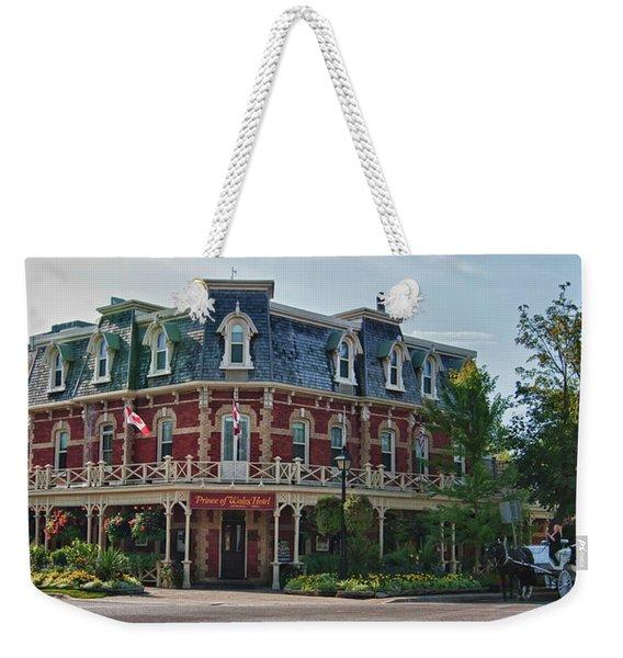 Prince Of Wales Hotel 9000 Weekender Tote Bag
