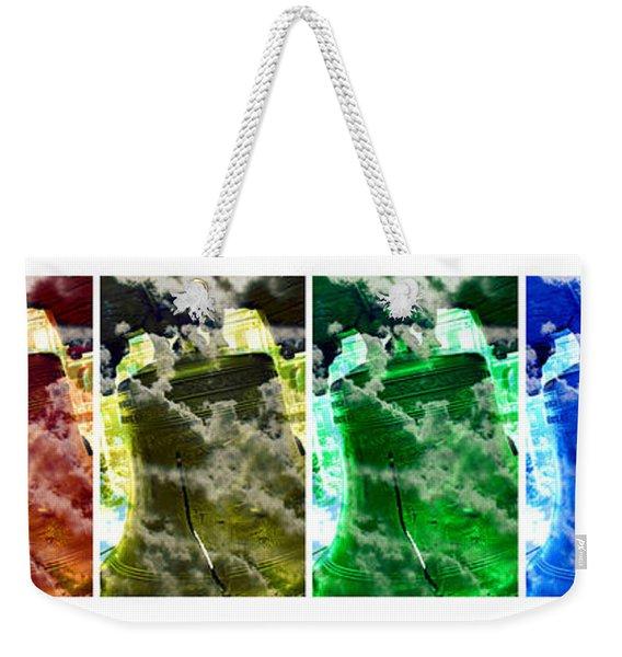 Proclaim Liberty Weekender Tote Bag