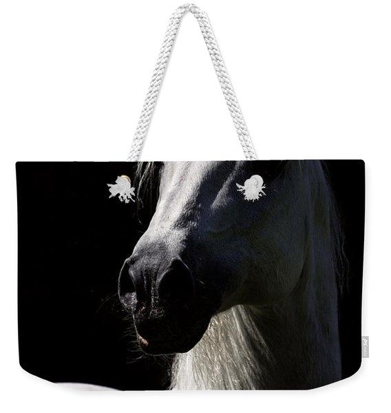 Proud Stallion Weekender Tote Bag