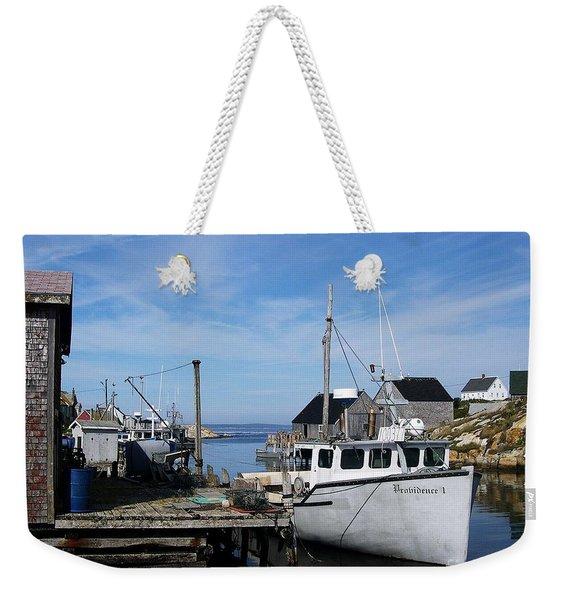 Providence Weekender Tote Bag