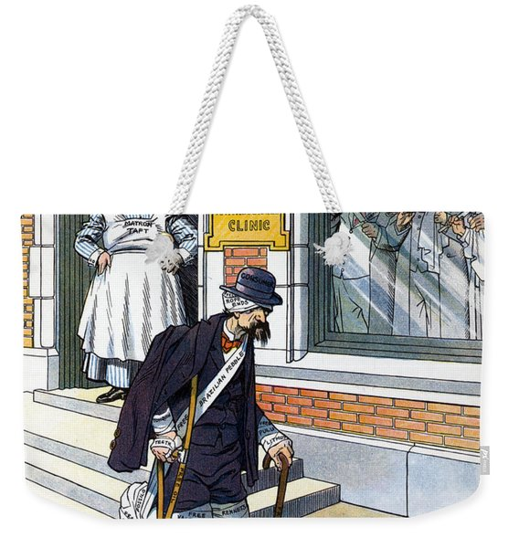 Puck Congressional Clinic, 1909 Weekender Tote Bag
