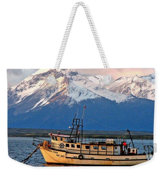 Mama Dina Weekender Tote Bag