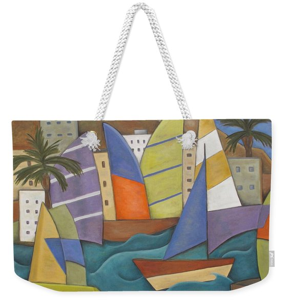 Puerto Nuevo Weekender Tote Bag