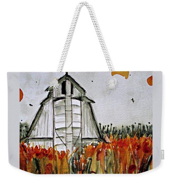 Pumpkin Dreams Weekender Tote Bag