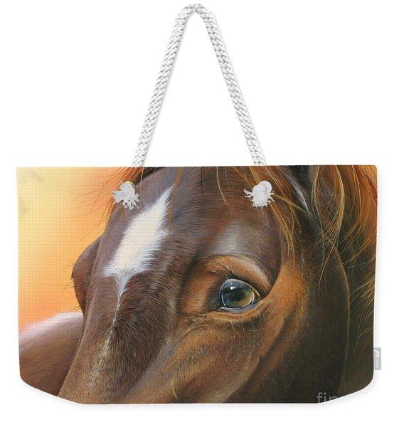 Pure Grace Weekender Tote Bag