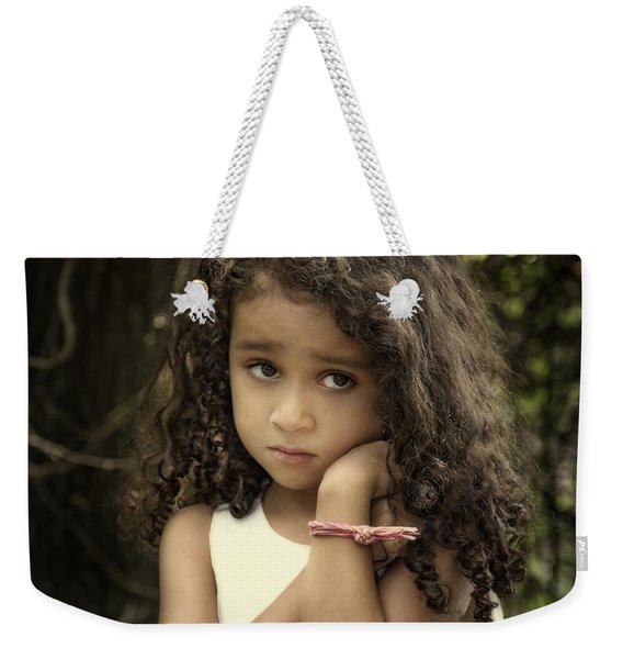 Purity Of Sadness Weekender Tote Bag