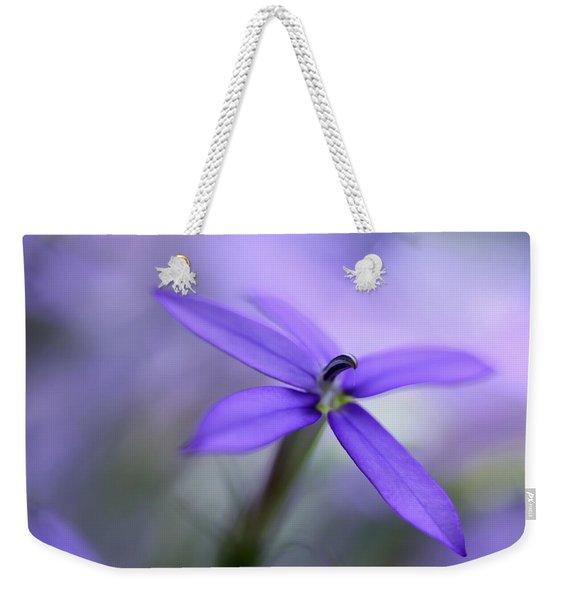 Purple Dreams Weekender Tote Bag