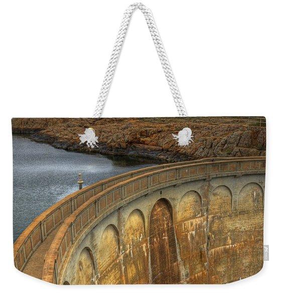 Quanah Parker Dam Weekender Tote Bag