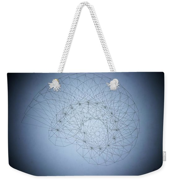 Quantum Nautilus Spotlight Weekender Tote Bag