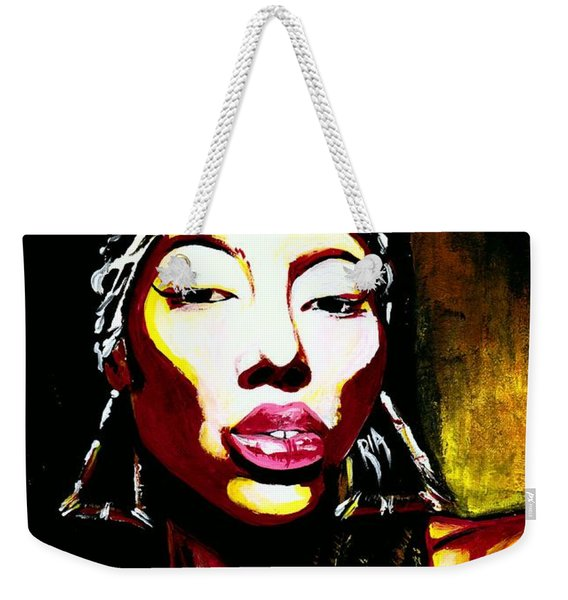 Queen Of Kings Weekender Tote Bag