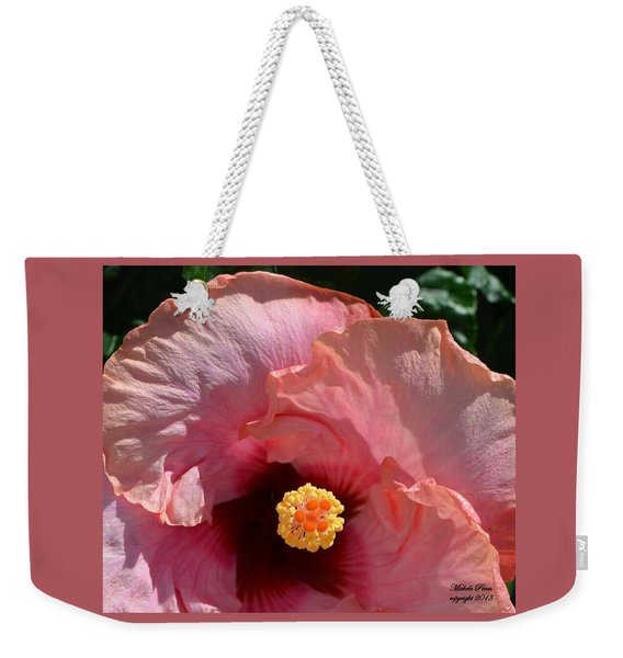 Queen Peace 3 - Signed Weekender Tote Bag