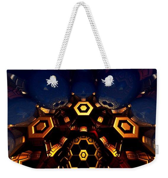 Queen's Chamber Weekender Tote Bag