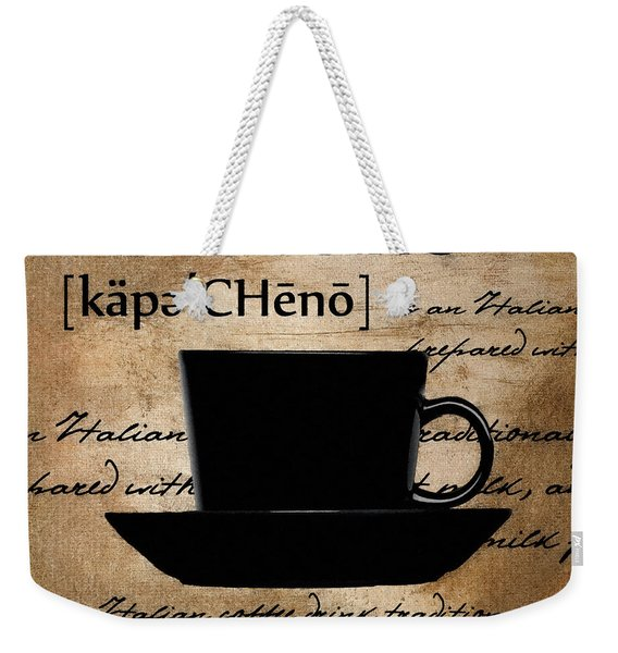 Quiet Morning Weekender Tote Bag