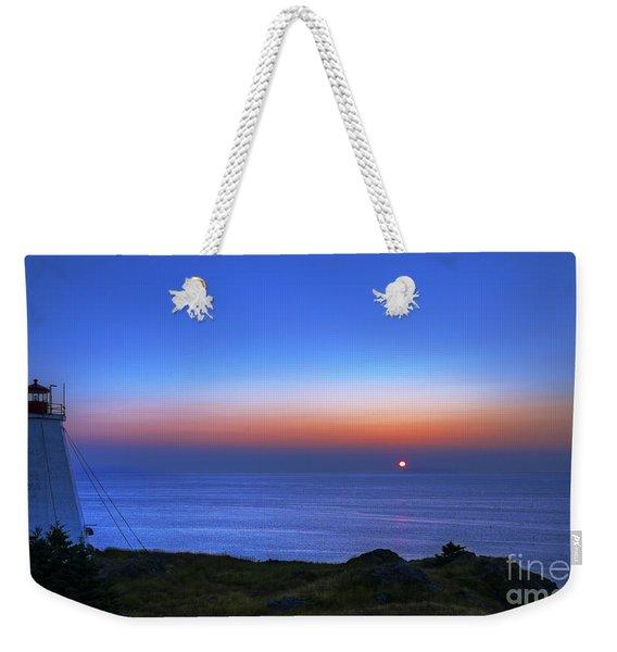 Quiet Morning.. Weekender Tote Bag