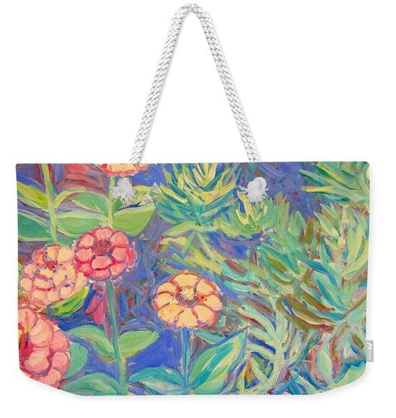 Radford Library Butterfly Garden Weekender Tote Bag