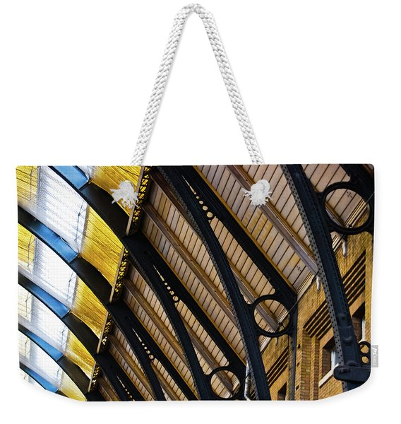 Rafters At London Kings Cross Weekender Tote Bag