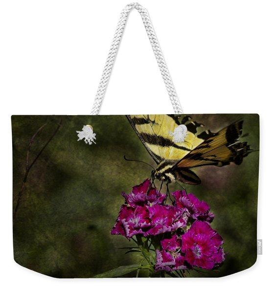 Ragged Wings Weekender Tote Bag