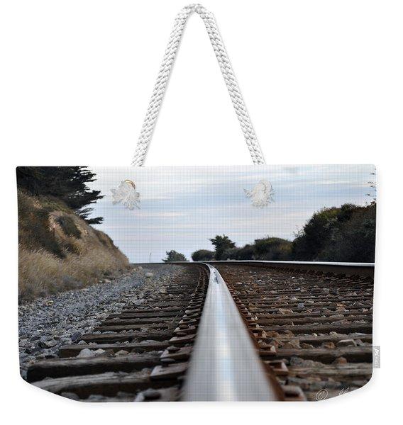 Rail Rode Weekender Tote Bag