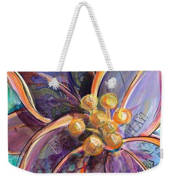 Rain Dance Weekender Tote Bag
