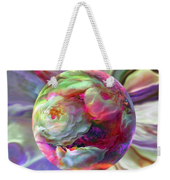 Rainbow Of Roses Weekender Tote Bag
