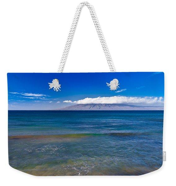 Rainbow Wave   Weekender Tote Bag