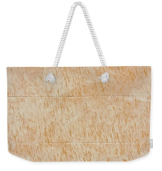 Raindrops On Wall Weekender Tote Bag