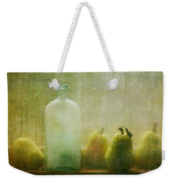 Rainy Days Weekender Tote Bag