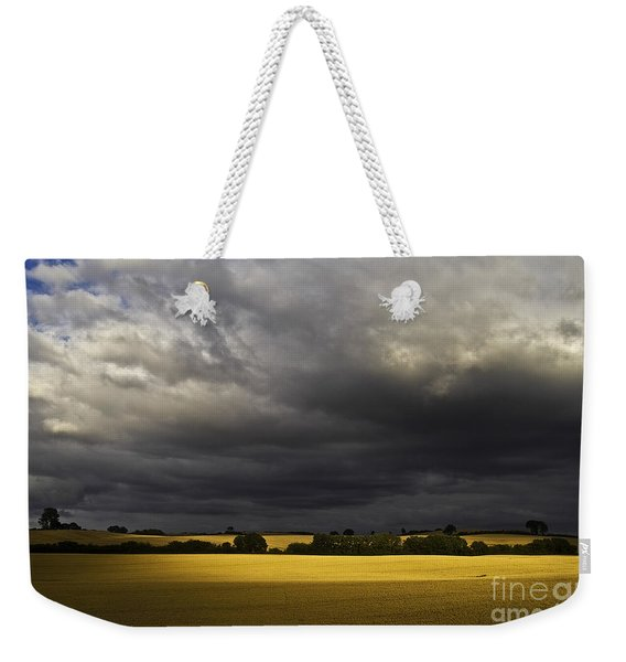 Rapefield Under Dark Sky Weekender Tote Bag