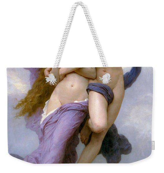 Rapture Of Psyche  Weekender Tote Bag