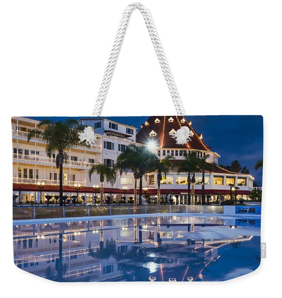 Rare Reflection Weekender Tote Bag