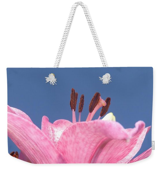 Reach For The Sky - Signed Weekender Tote Bag