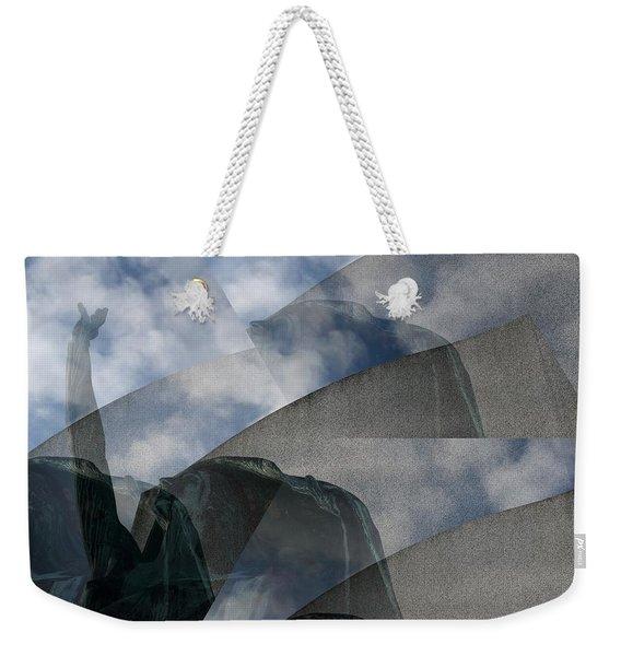 Reaching Heaven Weekender Tote Bag