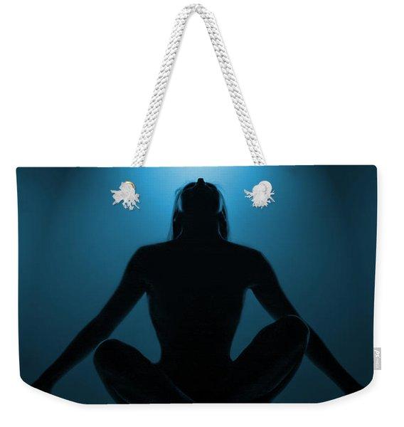 Reaching Nirvana.. Weekender Tote Bag