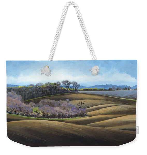 Ready For Planting Weekender Tote Bag