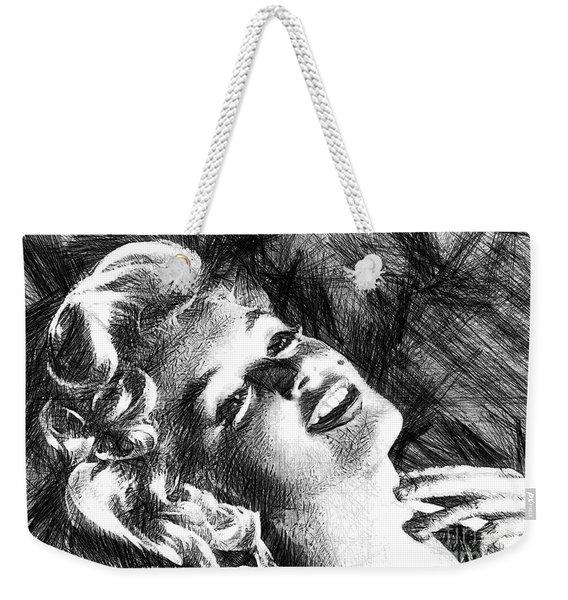 Real Lover Weekender Tote Bag