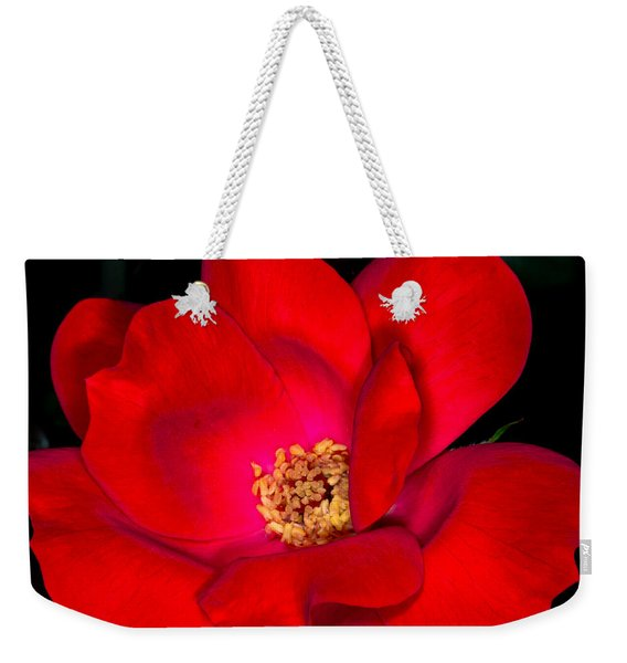 Real Red Weekender Tote Bag